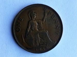 Coronation Penny