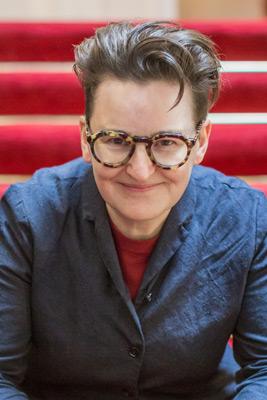 Mary Paulson-Ellis 2019 Headshot Photo by Chris Scott