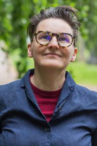 Mary Paulson-Ellis 2019 Headshot 2 by Chris Scott